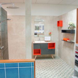 espace salles de bain
