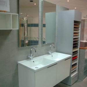 espace salles de bains